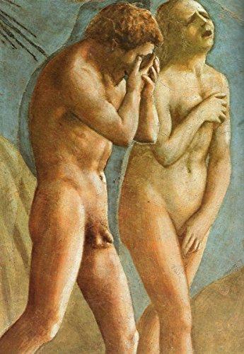 Gifts Delight Laminated 15x22 Poster: Tommaso Masaccio - LINCARNAZIONE DI MASACCIO