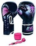 Evo Ladies Boxing gloves (10 Oz)