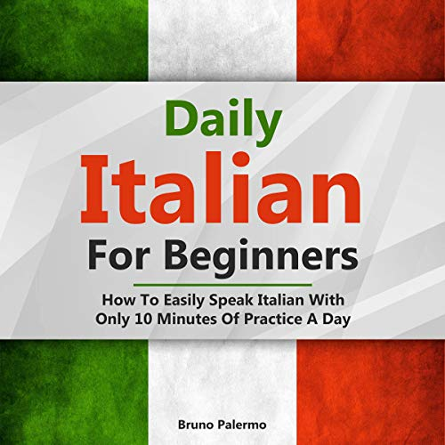 Daily Italian for Beginners cover art