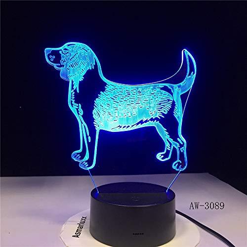 Jiushixw 3D driedimensionaal van kleur veranderend nachtlampje met afstandsbediening tafellamp champagne vliegtuig cool sportwagen multifunctioneel geschenk kindertafel
