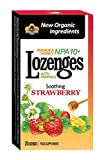 Pacific Resources Strawberry, Manuka Honey and Propolis Lozenges, 20-count (Strawberry)