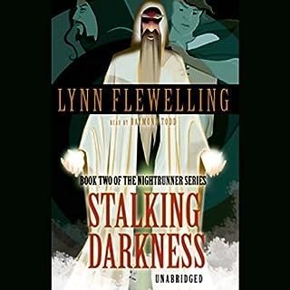 Stalking Darkness audiobook cover art