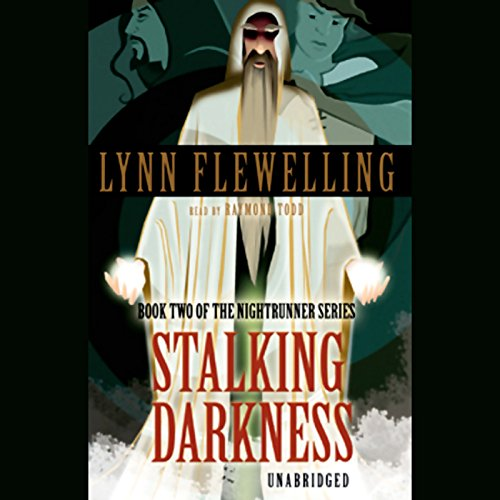 Stalking Darkness audiobook cover art