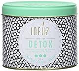 Infuz - Détox - Infusion en Vrac au Thé Vert, à la Pomme et au Fruit de la Passion - Favorise l'Élimination des Toxines - 100g