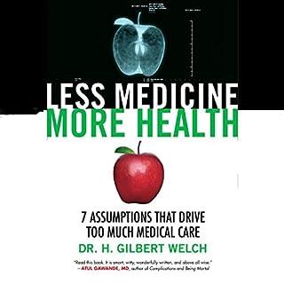 Less Medicine, More Health cover art