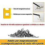 JTENG Crampon Scarpa Picchi Acciaio Inox chiodo Tacchetta da Ghiaccio Artiglio Scarpa Artigli per LAlta Quota Escursioni Neve Ghiaccio