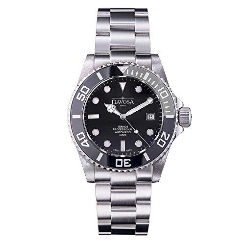 Davosa Ternos Professional TT 161.559.95 - Reloj de pulsera para hombre