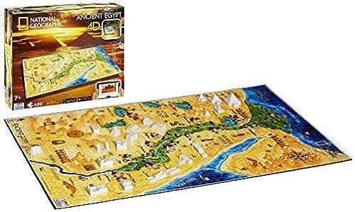 4D Cityscape Inc 4D National Geographic Ancient Egypt Puzzle Puzzle by 4D Cityscape
