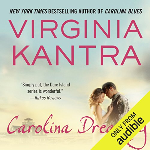 Carolina Dreaming audiobook cover art