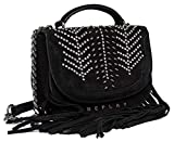 REPLAY ReplayFw3951.000.a3154MujerBolso de manoNegro (Black) 5x14x19 centimeters (B x H x T)