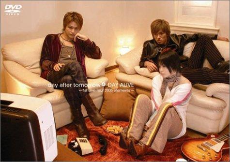 [画像:DAY ALIVE~1st Live Tour 2003 elements~ [DVD]]