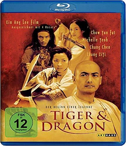 Tiger & Dragon [Blu-ray]