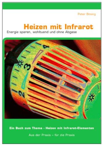 Heizen mit Infrarot - Energie sparen, wohltuend, ohne Abgase Mängelartikel