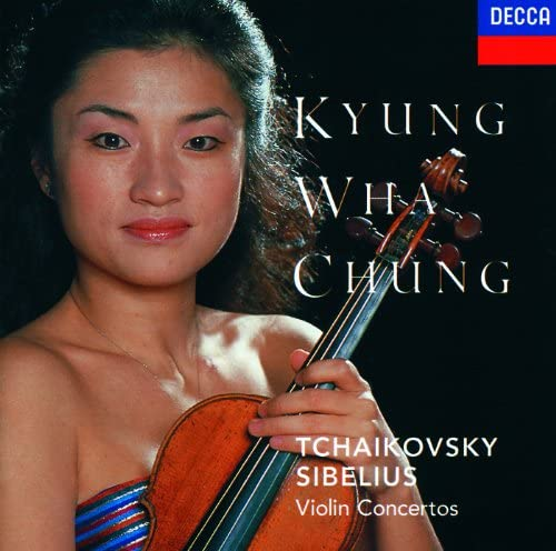 Kyung Wha Chung, London Symphony Orchestra & André Previn