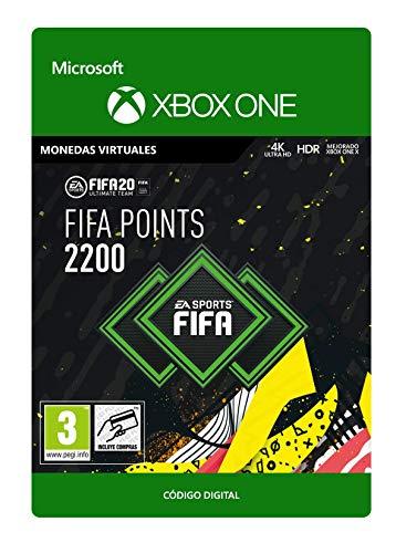 FIFA 20 Ultimate Team - 2200 FIFA Points - Xbox One - Código de descarga