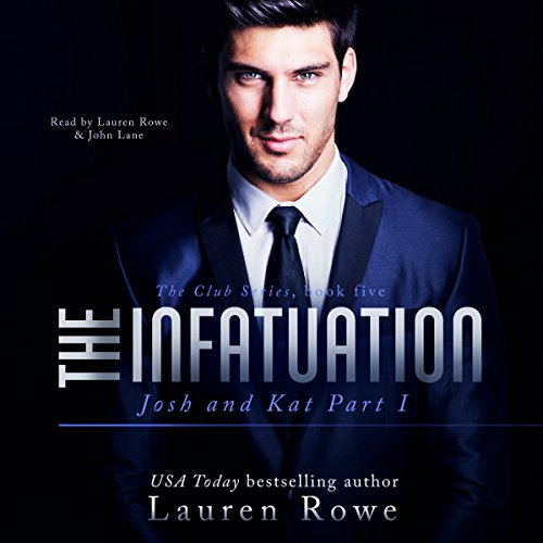 The Infatuation audiobook cover art