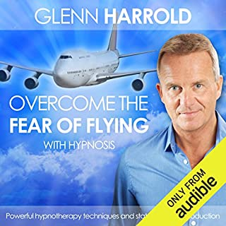 Overcome the Fear of Flying audiobook cover art
