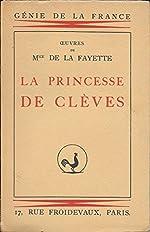 La Princesse de Clèves de Mme de La Fayette