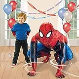 Disney Marvels Spiderman Birthday Party Balloon 36 Inches Foil Balloon Air Walker