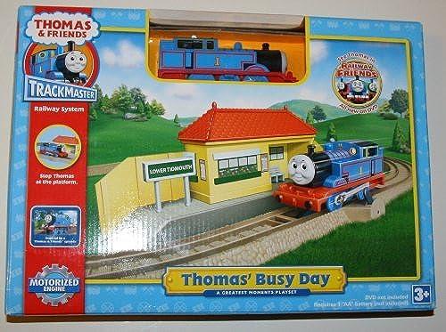 gran descuento Thomas Thomas Thomas & Friends Thomas Busy Day by Thomas & Friends  comprar mejor