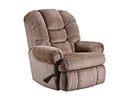 Oversized Recliner For Big And Tall Person