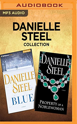 Danielle Steel Collection - Blue & Property of a Noblewoman
