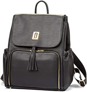 Darlyng & Co. + Minkeeblue Diaper/Work Bag Collab (Black)