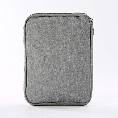 Boîte de rangement multifonction portable pour bracelet de montre, étui de rangement pour montre, étui de voyage, gris, noir, gris, petite taille