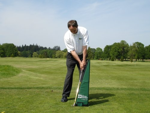 The Best Golf Impact Bag Training Aid Ever! from The Golfing Machine