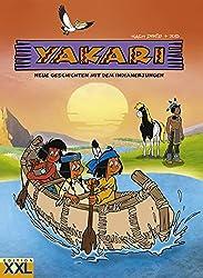 Yakari, Comic, Homeschool News, Jan, Bernice, Zieba
