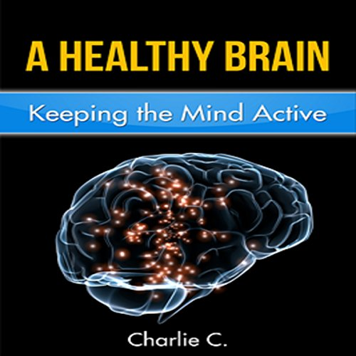 A Healthy Brain audiobook cover art