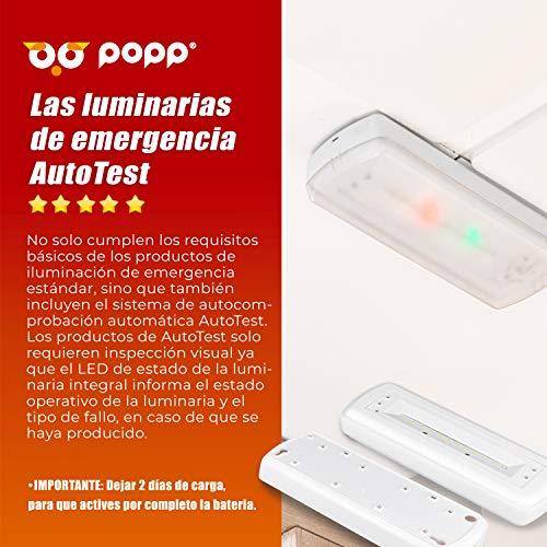 Popp Superficie-200Lúmen