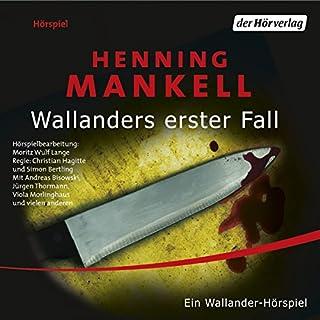 Wallanders erster Fall Titelbild
