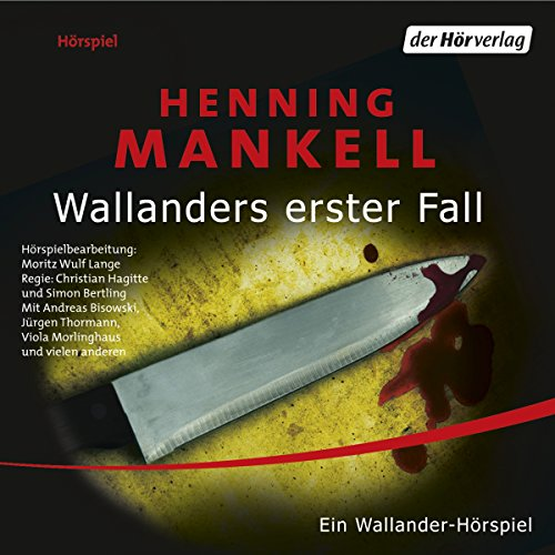 Wallanders erster Fall audiobook cover art