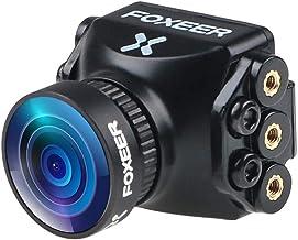 Quickbuying Foxeer HS1177 V2 600TVL CCD 2.5mm//2.8mm PAL//NTSC IR Blocked Mini FPV Camera 5-40V w//Bracket