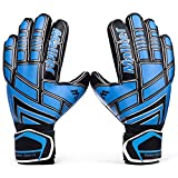Malker Soccer Goalie Gloves Goalkeeper Gloves