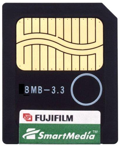 Fuji SmartMedia Speicherkarte 8MB