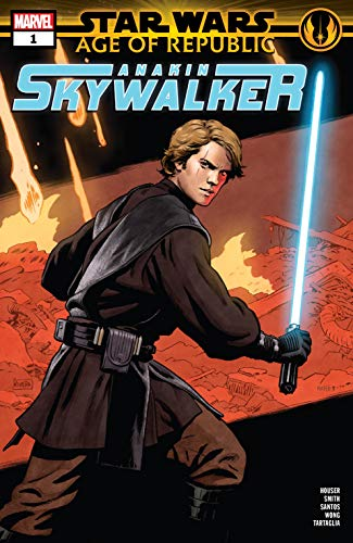 Star Wars: Age Of Republic - Anakin Skywalker (2019) #1 (Star Wars:...