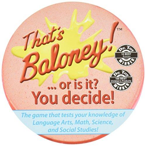 Edupress That's Baloney! Game, Grade 2 (EP63480)