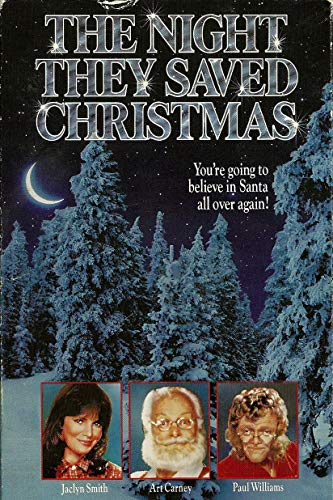 The Night They Saved Christmas [VHS]