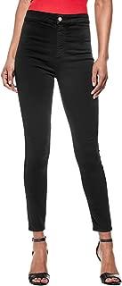 GUESS Factory Women's Nova Ultra High-Rise Curvy Skinny Jeans