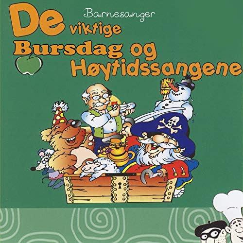 Anne Brændeland, Marianna Bondevik & Artister av barnesanger og barnemusikk