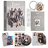TWICE 2nd Album - EYES WIDE OPEN [ STYLE ver. ] CD + Photobook + Message Card + Lyric Poster + Sticker + Photocards + THE MOST CARD + PHOTOCARD SET + OFFICIAL POSTER + FREE GIFT