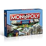 Winning Moves 42617 Neuss Monopoly-Potsdam: Der berühmte Brettspielklassiker trifft die rheinische Großstadt, Gesellschaftsspiel