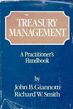 Paperback Treasury Management: A Practitioner's Handbook Book