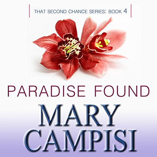 Paradise Found audiobook cover art