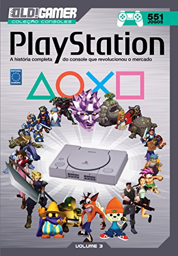 Dossiê Old! Gamer: Playstation (Volume 3)