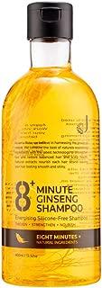 Jema Rose 8+ Minute Ginseng Shampoo 400 ml, 400 ml