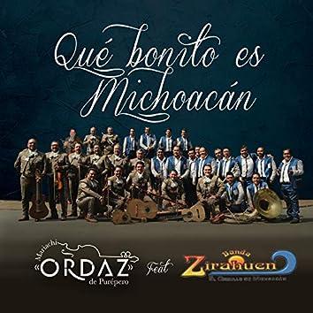 Qué bonito es Michoacán (feat. Banda Zirahuén)