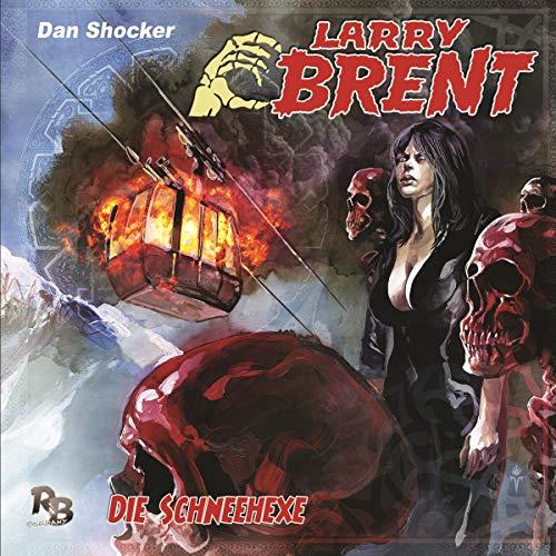 Die Schneehexe: Larry Brent 35